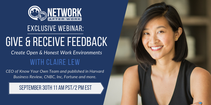 Give & Receive Feedback with Claire Lew