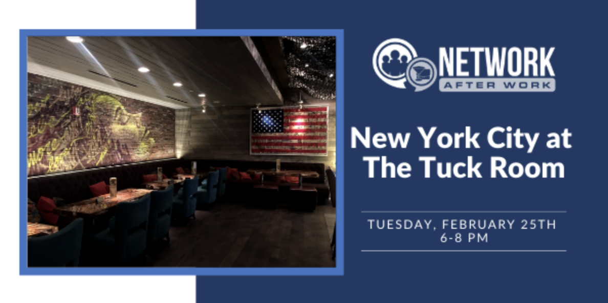 New York City Networking Event