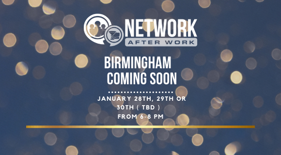 Birmingham Networking Event