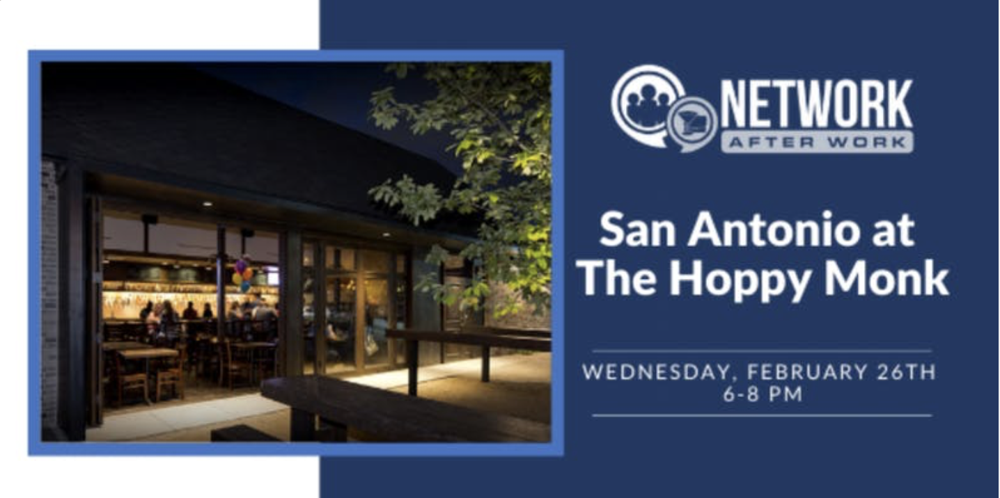 San Antonio Networking Event
