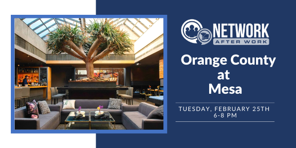 Orange County Networking Event