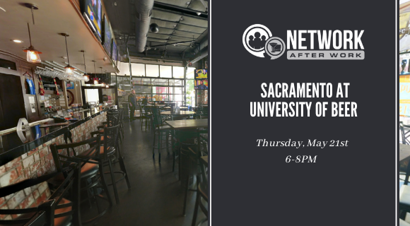 Sacramento Networking Event