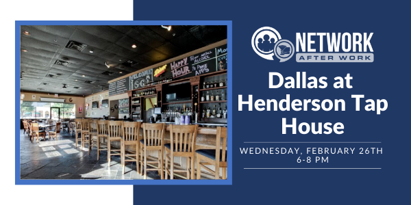 Dallas Networking Event