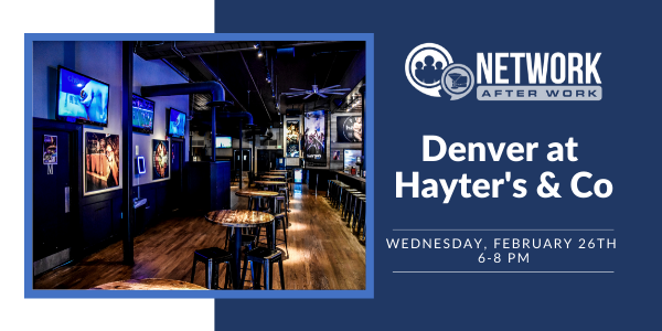 Denver Networking Event
