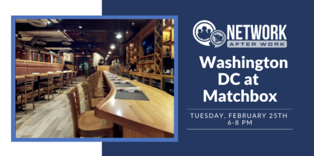 Washington DC Networking Event