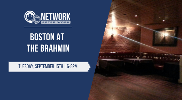Boston Networking Event
