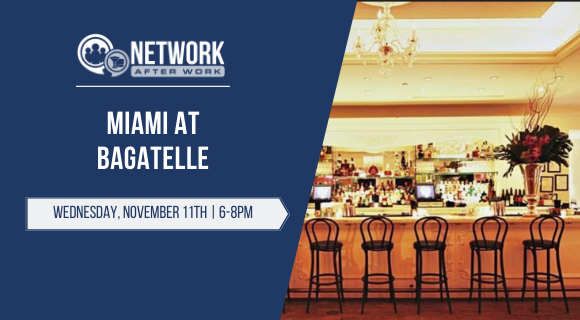 Miami Networking Event