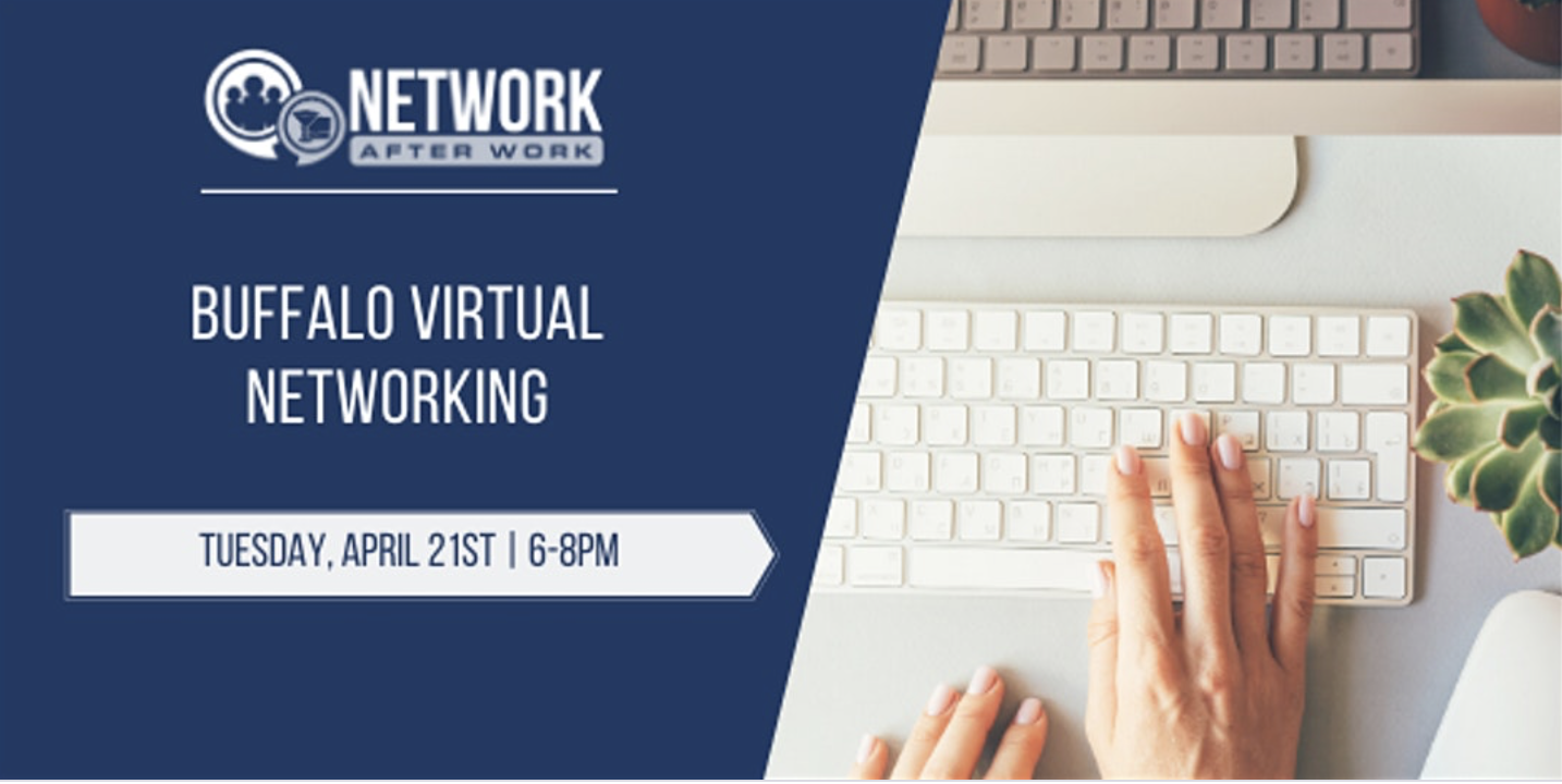 Buffalo Virtual Cocktails and Connections