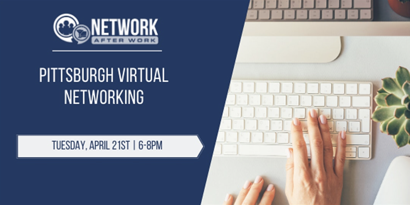Pittsburgh Virtual Cocktails and Connections