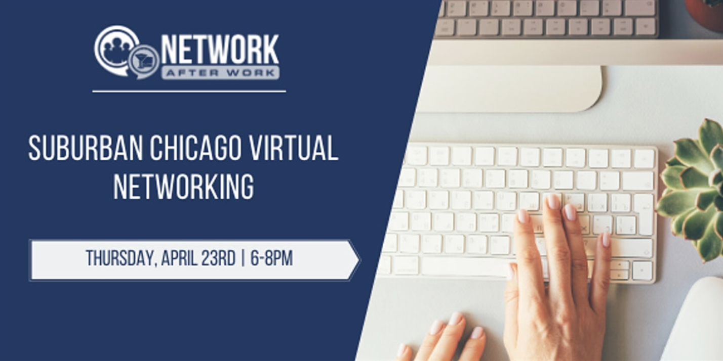 Suburban Chicago Virtual Cocktails and Connections