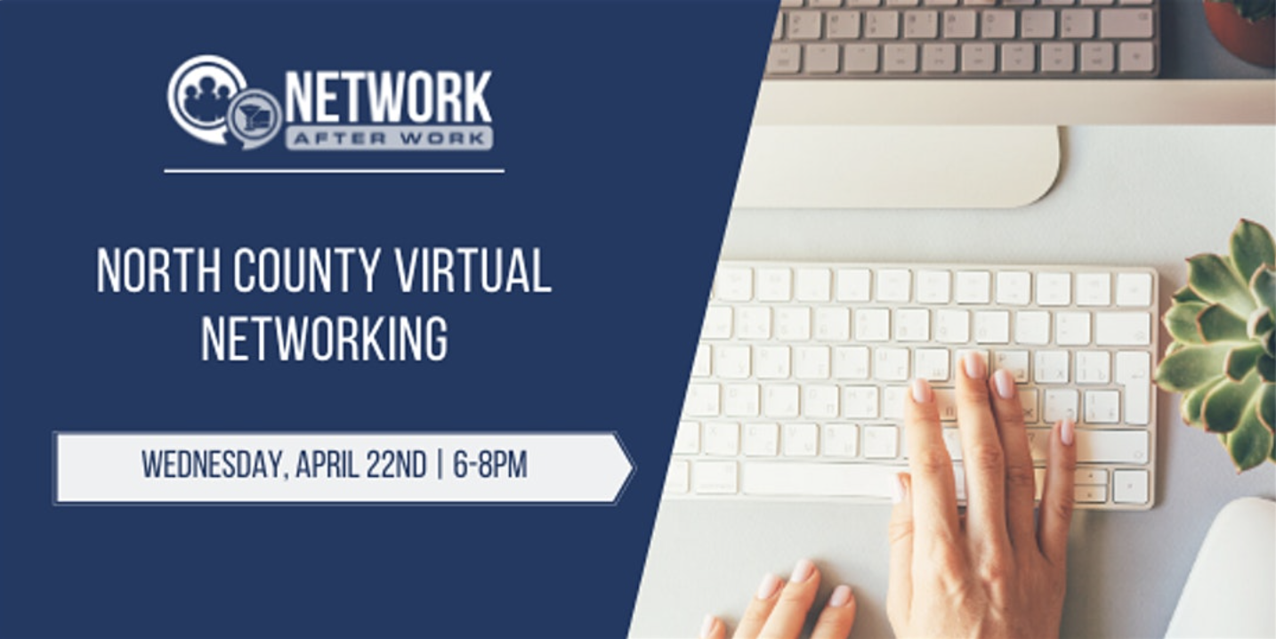 North County Virtual Cocktails and Connections