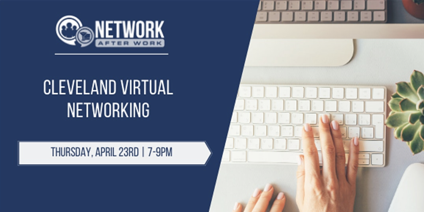 Cleveland  Virtual Cocktails and Connections