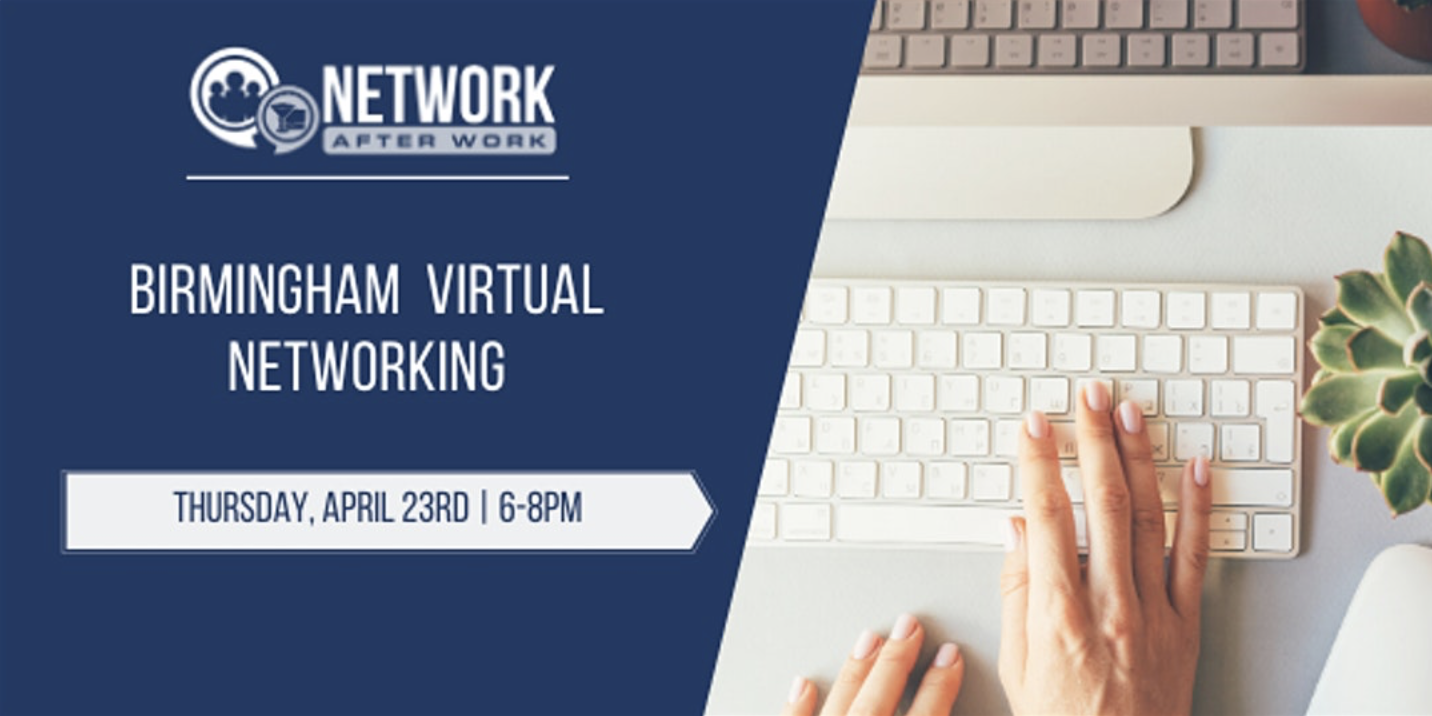 Birmingham Virtual Cocktails and Connections