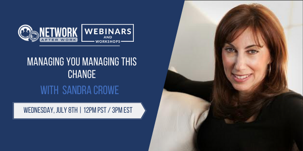 Exclusive Webinar: Managing YOU Managing THIS Change