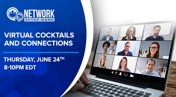 Virtual Cocktails and Connections