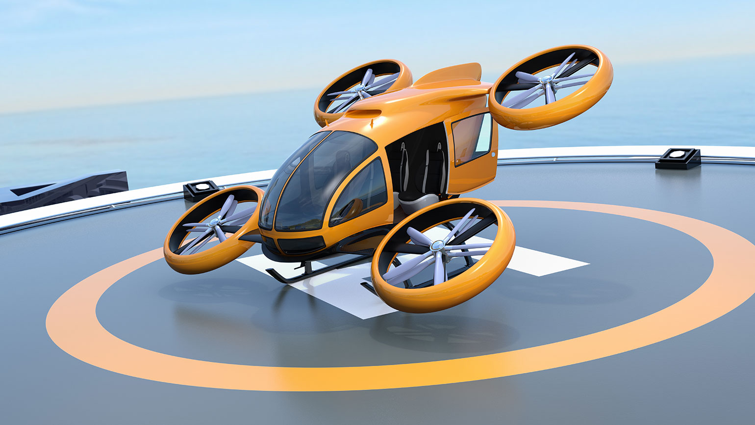Everything You Need to Know About Flying Taxis