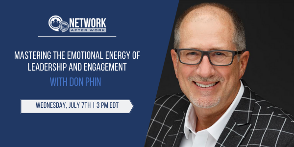 Mastering the Emotional Energy of Leadership and Engagement