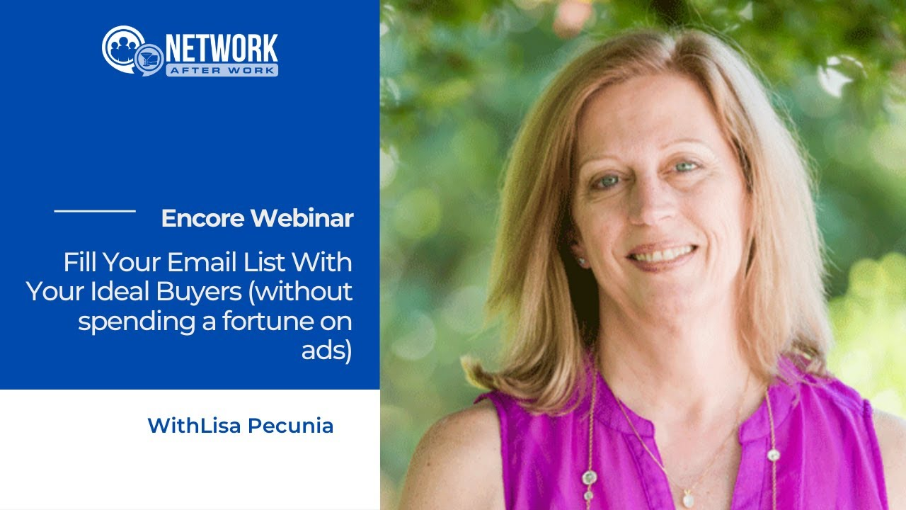 Fill Your Email List With Your Ideal Buyers (without spending a fortune on ads)
