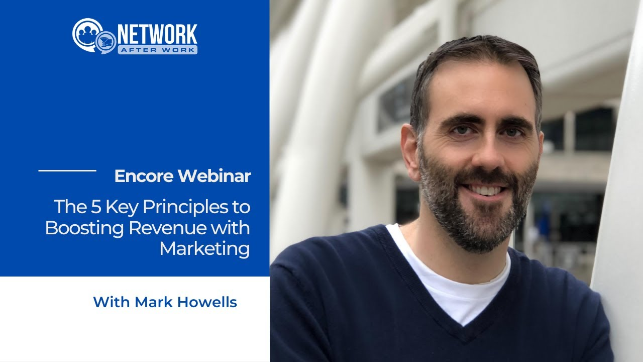 The 5 Key Principles to Boosting Revenue with Marketing