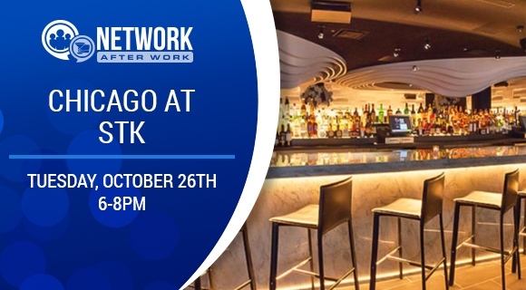 Network After Work Chicago at STK